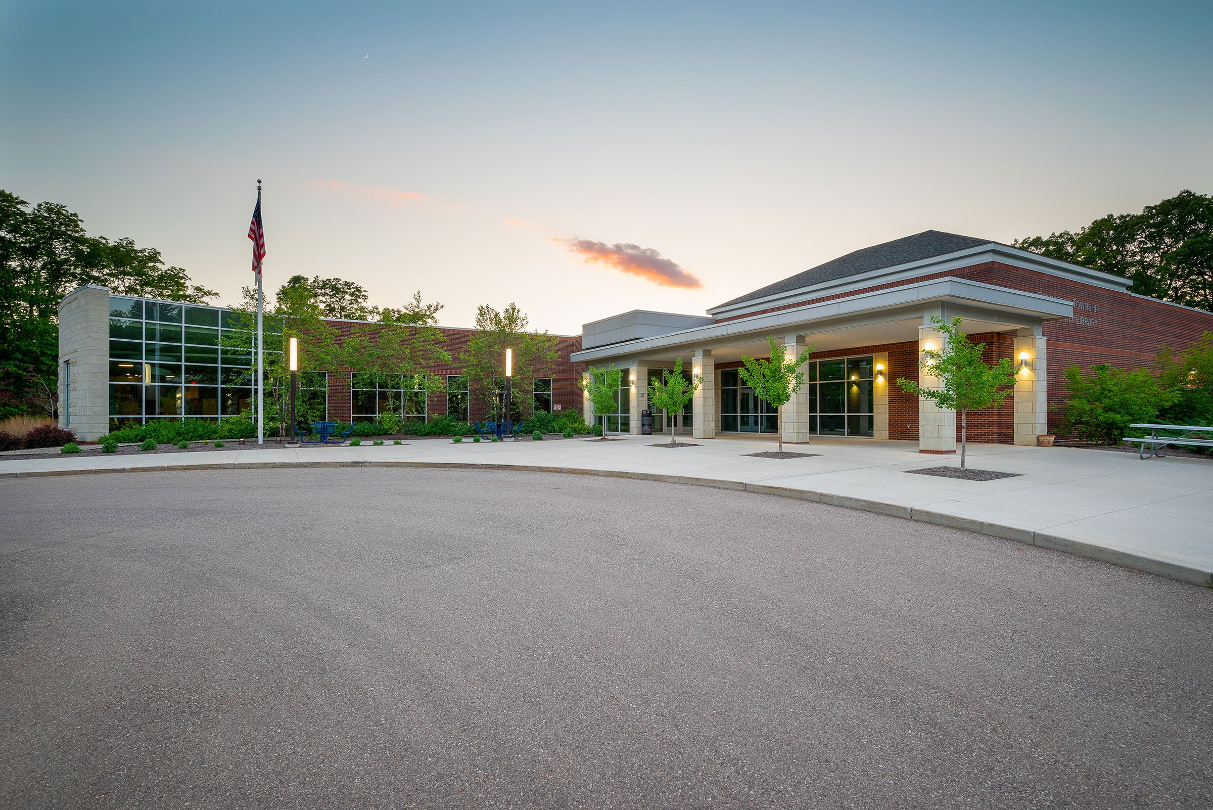 Commerce Township Community Library